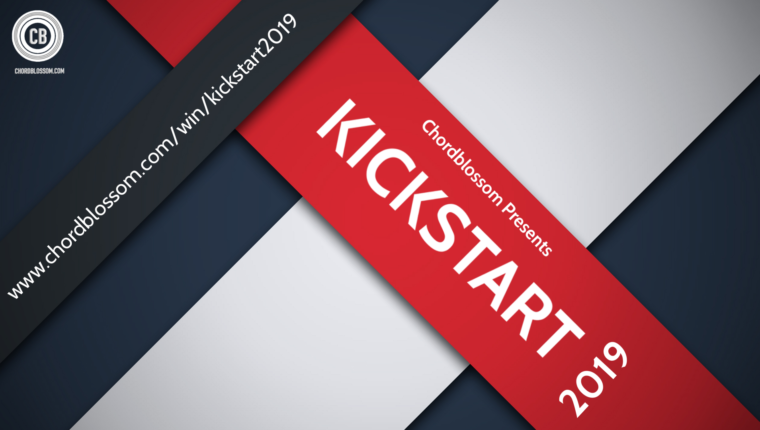 Chordblossom Presents Kickstart 2019 poster landscape3