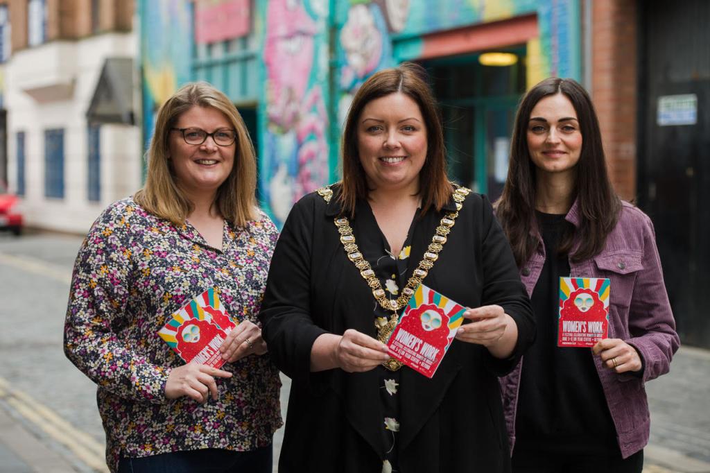 Women's Work Festival 2019 Launch