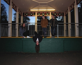 valium band photo
