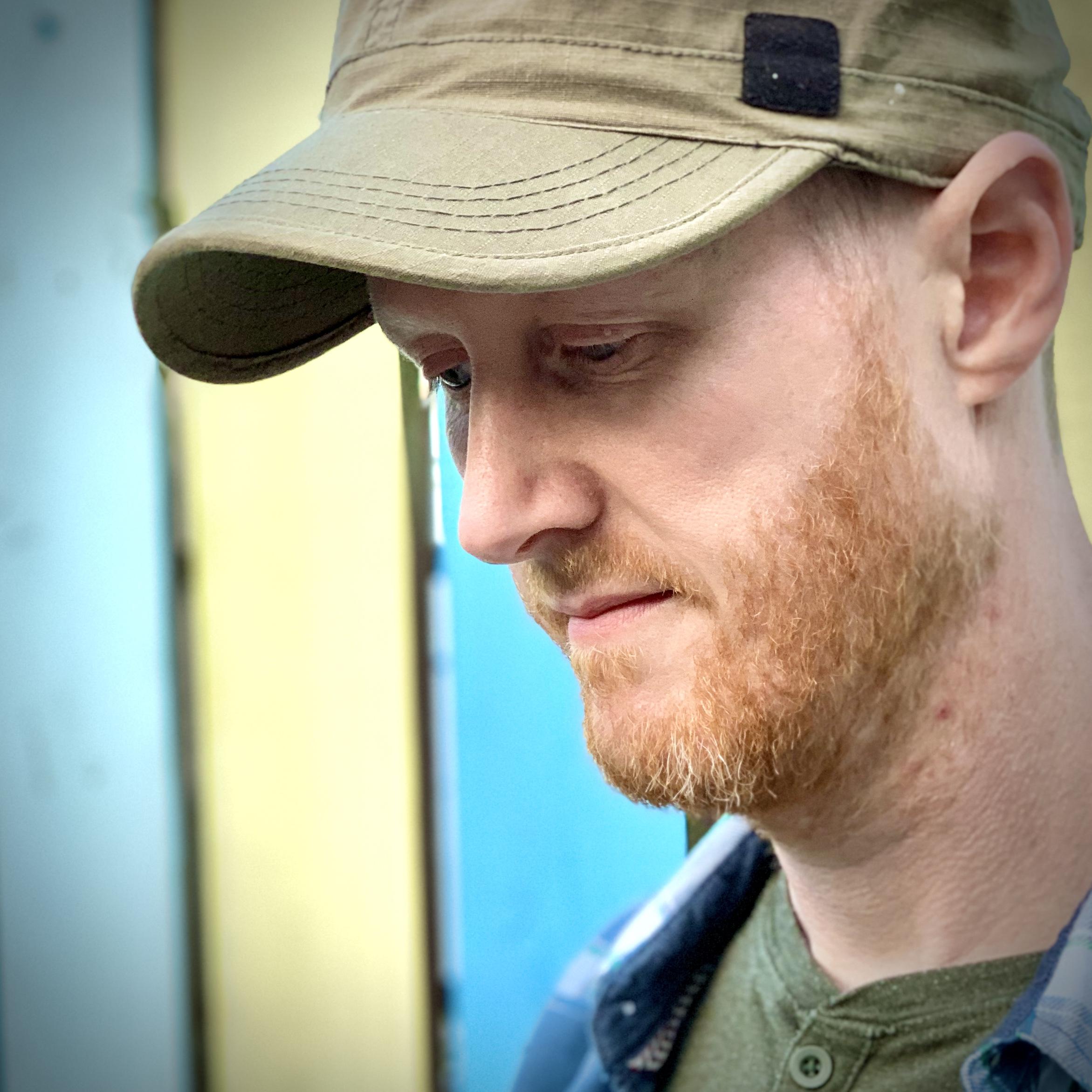 Matt McIvor - Photo by Joanne McIvor
