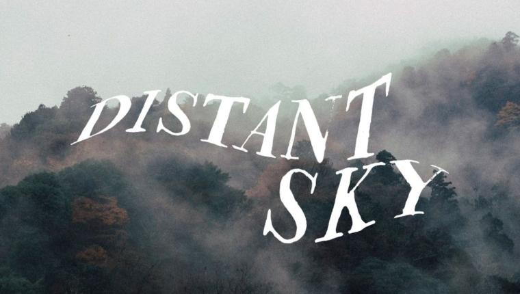 distant sky rathlin