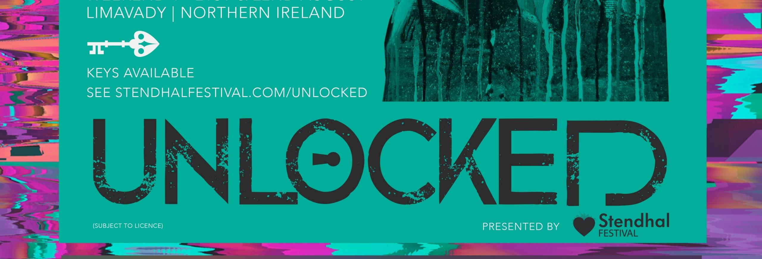 Stendhal Festival Presents Unlocked header image